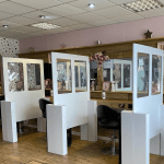 Wall Panel - Mr Salon Supplies to Copper Hair design