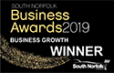 South Norfolk Business Awards 2019 - Business Growth Winner
