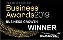 South Norfolk Business Awards 2019 - Business Growth Winner